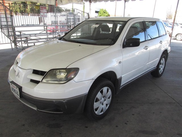 2004 Mitsubishi Outlander LS Please call or e-mail to check availability All of our vehicles ar