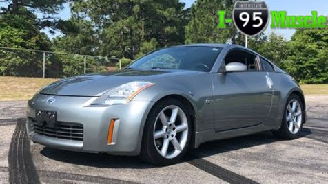 2004 Nissan 350Z Touring in Hope Mills, NC