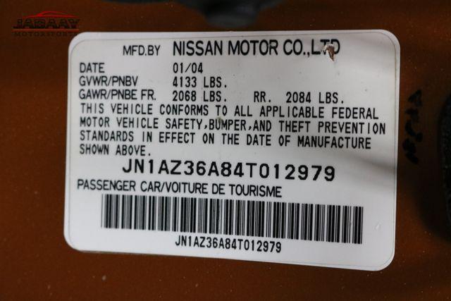 2004 Nissan 350Z Touring Merrillville, Indiana 46
