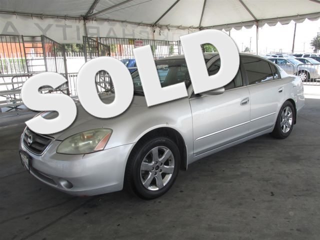 2004 Nissan Altima S Please call or e-mail to check availability All of our vehicles are availa