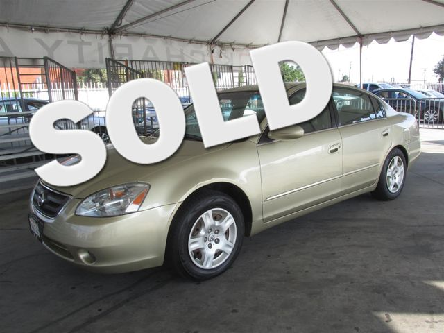 2004 Nissan Altima S This particular Vehicles true mileage is unknown TMU Please call or e-mai