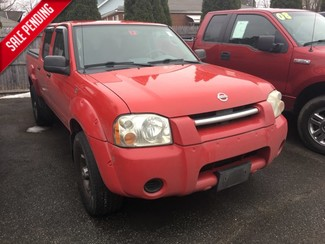 2004 Nissan Frontier in West Springfield, MA