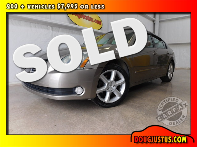 2004 nissan maxima for sale in cookeville tn cargurus for Used cars airport motor mile