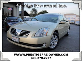 2004 Nissan Maxima SL  in Campbell CA