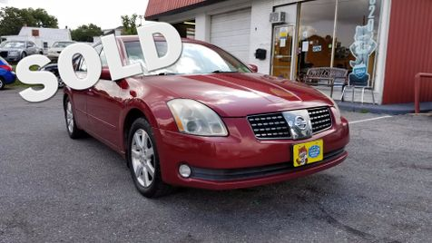 2004 Nissan Maxima SL in Frederick, Maryland