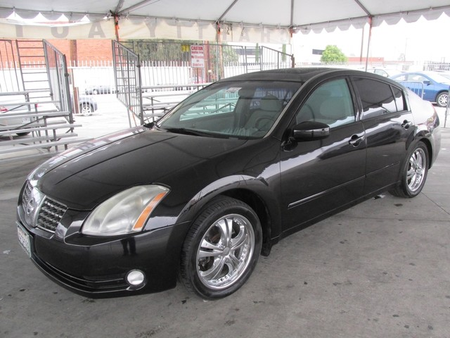 2004 Nissan Maxima SE Please call or e-mail to check availability All of our vehicles are availa