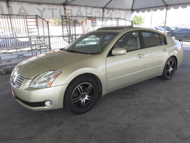 2004 Nissan Maxima SE Please call or e-mail to check availability All of our vehicles are avail