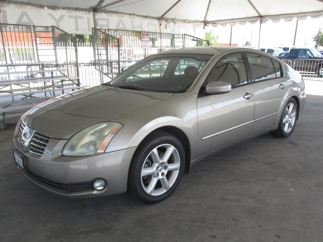 2004 Nissan Maxima SL This particular Vehicles true mileage is unknown TMU Please call or e-ma