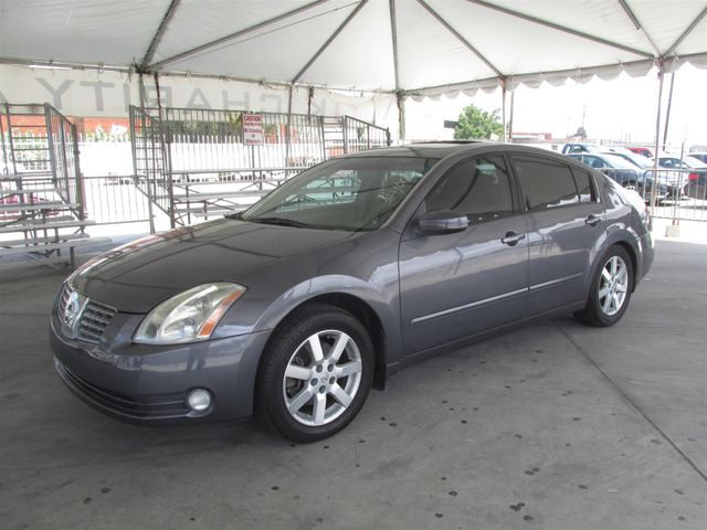 2004 Nissan Maxima SL Please call or e-mail to check availability All of our vehicles are avail