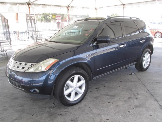 2004 Nissan Murano SE Please call or e-mail to check availability All of our vehicles are avail