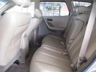 2004 Nissan Murano SL Gardena, California 10