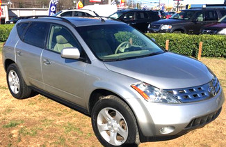 2004 Nissan-Carmartsouth.Com Murano-BUY HERE PAY HERE!! SL-3 OWNERS-0 ACCIDENT'S Knoxville, Tennessee 2
