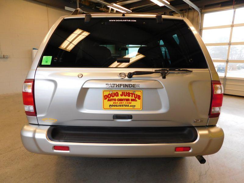 2004 Nissan Pathfinder SE  city TN  Doug Justus Auto Center Inc  in Airport Motor Mile ( Metro Knoxville ), TN