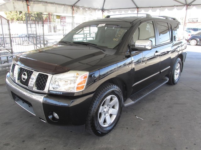 2004 Nissan Pathfinder Armada LE This particular Vehicle comes with 3rd Row Seat Please call or e