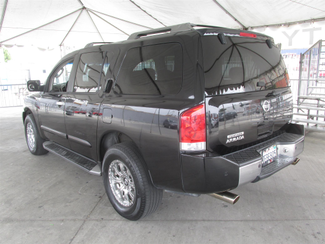 2004 Nissan Pathfinder Armada SE Gardena, California 1