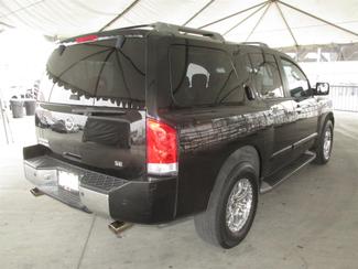 2004 Nissan Pathfinder Armada SE Gardena, California 2