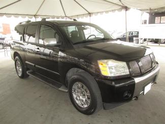 2004 Nissan Pathfinder Armada SE Gardena, California 3