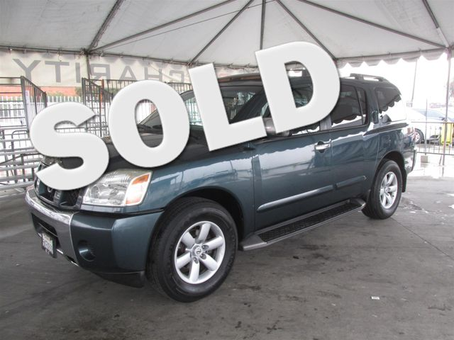 2004 Nissan Pathfinder Armada SE This particular Vehicle comes with 3rd Row Seat Please call or e