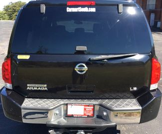 2004 Nissan Pathfinder Armada LE Knoxville, Tennessee 4