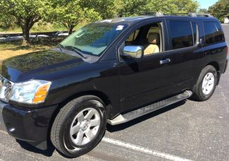2004 Nissan Pathfinder Armada LE Knoxville, Tennessee 2