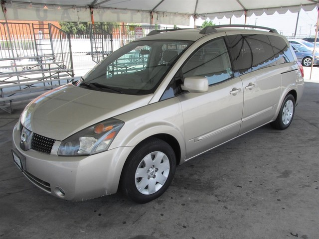 2004 Nissan Quest S This particular Vehicles true mileage is unknown TMU Please call or e-mail