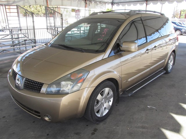 2004 Nissan Quest SE This particular Vehicles true mileage is unknown TMU Please call or e-mai