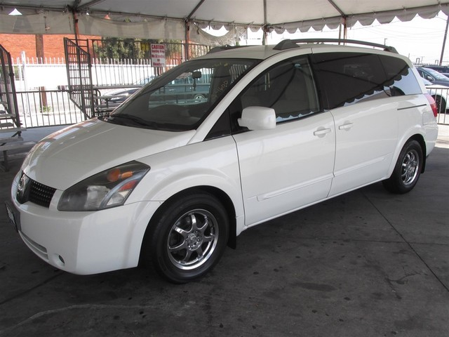 2004 Nissan Quest S This particular Vehicle comes with 3rd Row Seat Please call or e-mail to chec
