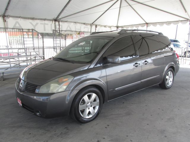 2004 Nissan Quest SE This particular Vehicle comes with 3rd Row Seat Please call or e-mail to che
