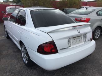 2004 Nissan Sentra SE-R Spec V AUTOWORLD (702) 452-8488 Las Vegas, Nevada 2