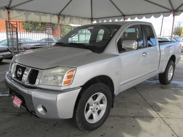 2004 Nissan Titan SE Please call or e-mail to check availability All of our vehicles are availab