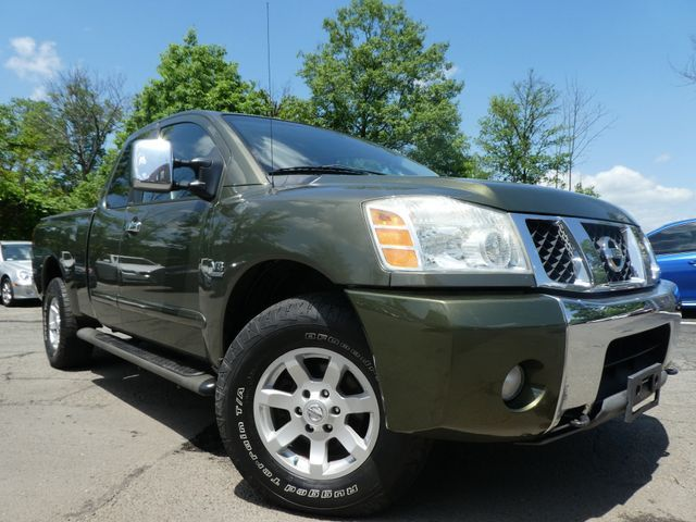 2004 Nissan Titan LE Sterling, Virginia 28