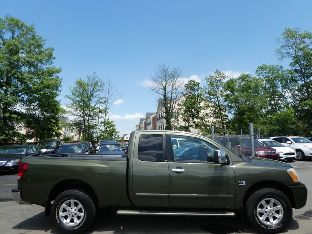 2004 Nissan Titan LE Sterling, Virginia 30
