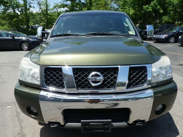 2004 Nissan Titan LE Sterling, Virginia 32