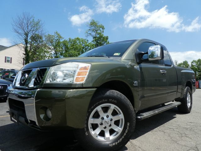 2004 Nissan Titan LE Sterling, Virginia 0
