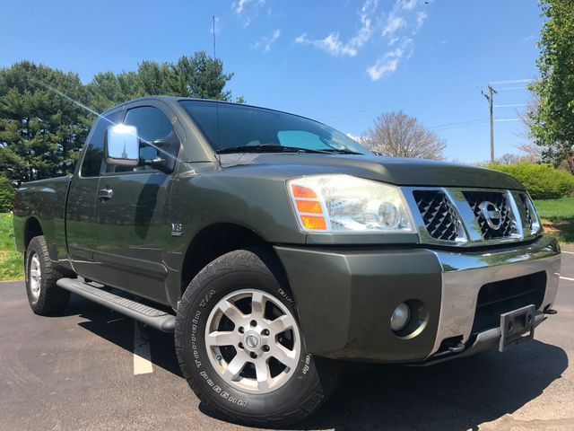 2004 Nissan Titan LE Sterling, Virginia 1
