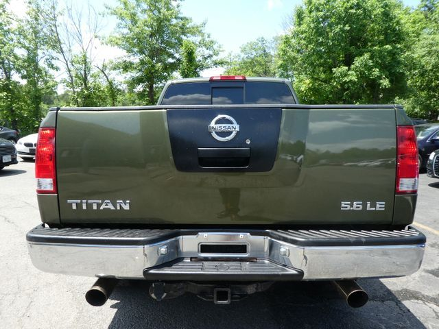 2004 Nissan Titan LE Sterling, Virginia 24