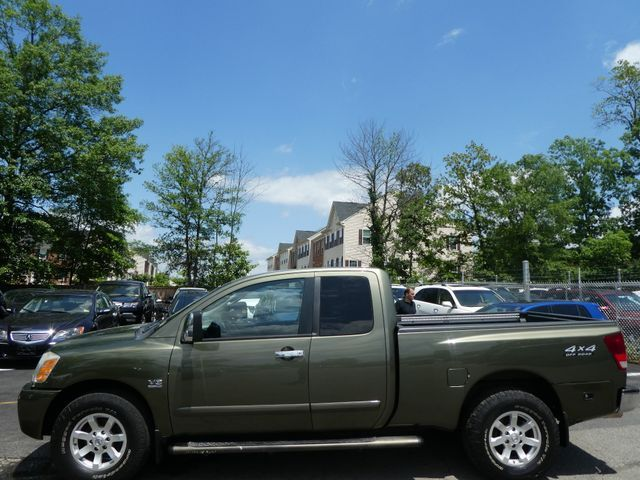 2004 Nissan Titan LE Sterling, Virginia 4