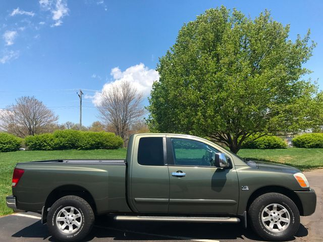 2004 Nissan Titan LE Sterling, Virginia 5