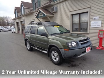2004 Nissan Xterra XE in Brockport