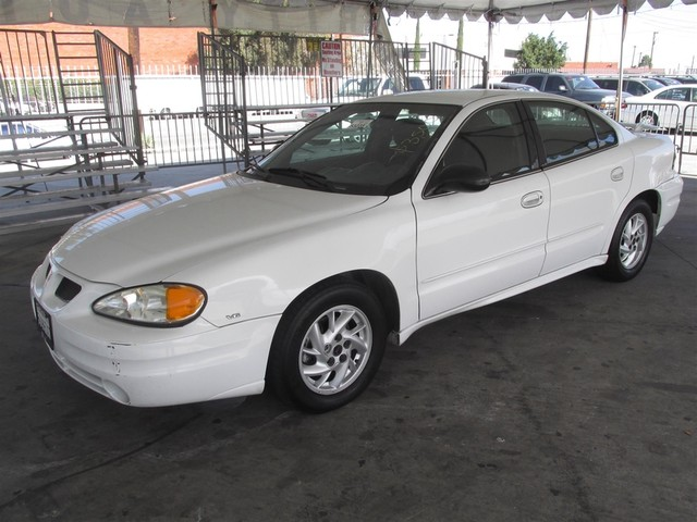 2004 Pontiac Grand Am SE1 Please call or e-mail to check availability All of our vehicles are a