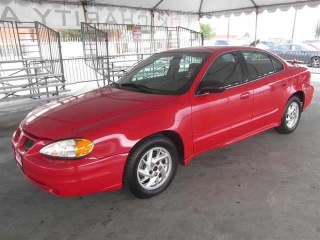 2004 Pontiac Grand Am SE Please call or e-mail to check availability All of our vehicles are av