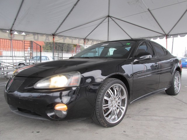 2004 Pontiac Grand Prix GT1 Please call or e-mail to check availability All of our vehicles are