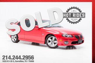 2004 Pontiac GTO W40 Pulse Red Edition | Carrollton, TX | Texas Hot Rides in Carrollton
