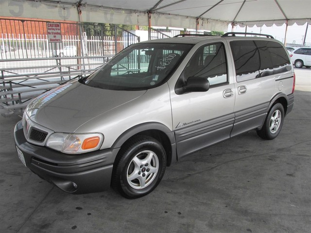 2004 Pontiac Montana w1SA Pkg This particular Vehicle comes with 3rd Row Seat Please call or e-m
