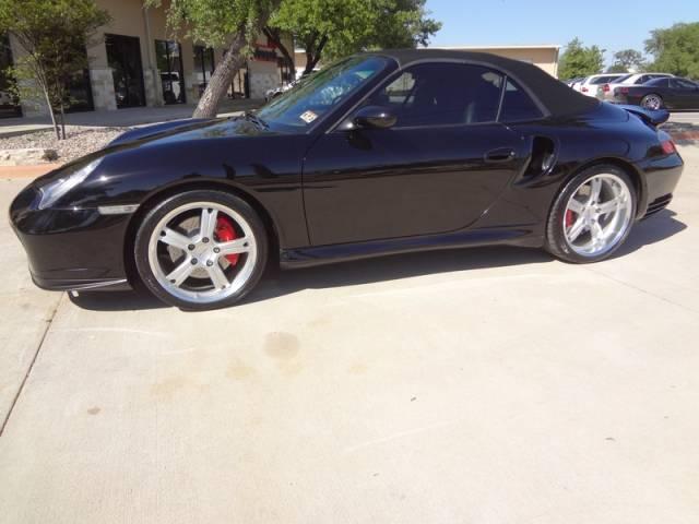 2004 Porsche 911 Turbo Austin , Texas 14
