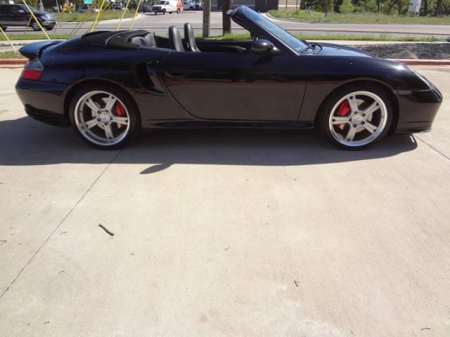 2004 Porsche 911 Turbo Austin , Texas 5