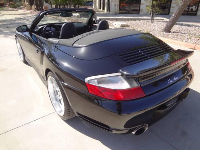 2004 Porsche 911 Turbo Austin , Texas 2