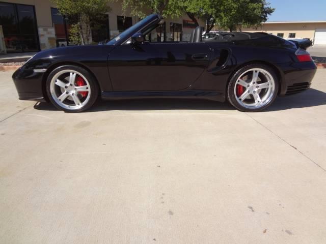 2004 Porsche 911 Turbo Austin , Texas 4