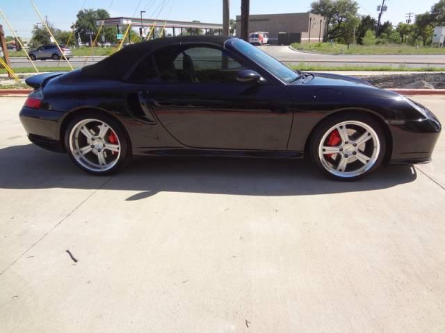 2004 Porsche 911 Turbo Austin , Texas 15