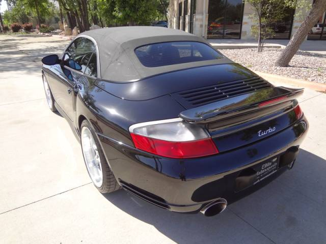 2004 Porsche 911 Turbo Austin , Texas 12